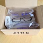 JINS PCを実際に通販で買ってみました