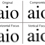 コンタクトレンズの「AX(AXIS)」って一体どんな意味?